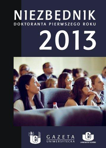 Pobierz - Uniwersytet Gdański