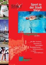 sport in steyr kern 2003