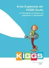 Erste Ergebnisse der KiGGS-Studie zur Gesundheit von