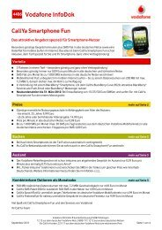 4406 Vodafone InfoDok - QVC