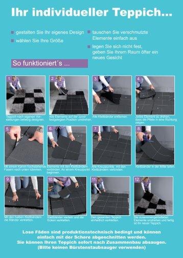 Ihr individueller Teppich... - QVC