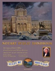 MT Notary Public Handbook - Oct 2009.pdf - PAW Notary Services