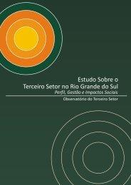 Estudo Sobre o Terceiro Setor no Rio Grande do Sul