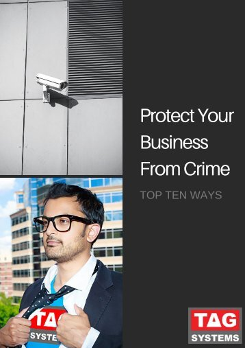 Protect your Business from Crime