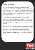 Protect your Business from Crime - Page 5