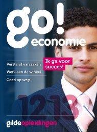 GILDE brochure economie