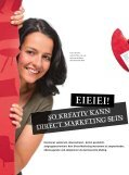 DirectNews, Die Auflagestärkste Zeitschrift  für Direct Marketing - Seite 6