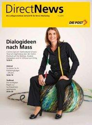 Dialogideen nach Mass - Die Schweizerische Post