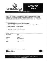 Description ANCO-OX 1000 is a catalyzed sulfite product used to ...