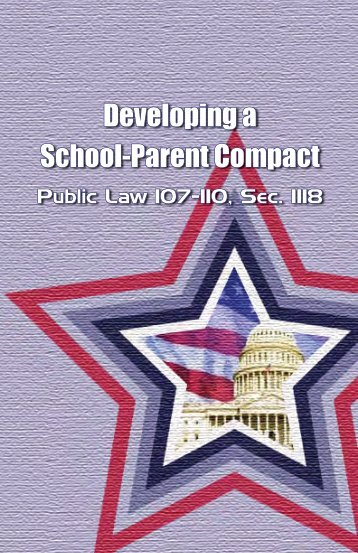Developing a School-Parent Compact