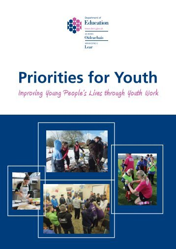 Priorities for Youth