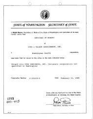 Pope and Talbot Development Merger Feb-15 1985 - Pl-wa.org