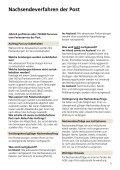 Ferienratgeber - Die Schweizerische Post - Seite 5