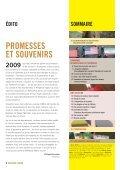 BILAN 2009 - Page 2
