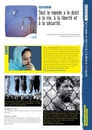 fiche jeune - Amnesty International