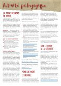 fiche jeune - Amnesty International - Page 2