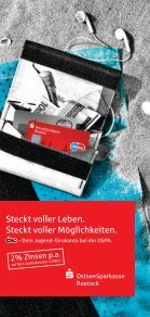 Spezialisten- Coupon - OstseeSparkasse Rostock - Seite 2
