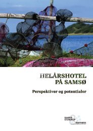 Helårshotel på - Samsø Kommune