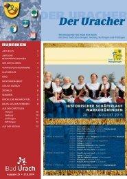 Der Uracher KW 35-2015