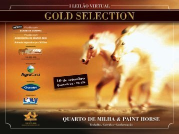 GOLD SELECTION GOLD SELECTION GOLD SELECTION