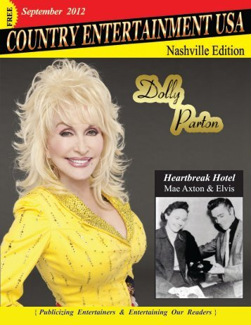 To See September Issue Online - Country Entertainment USA