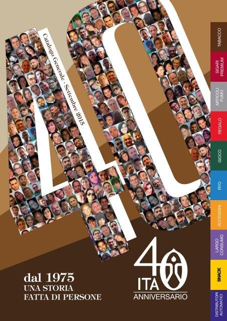 Catalogo generale Settembre 2015