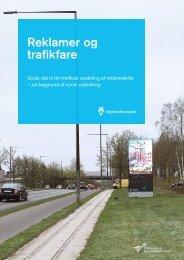 Reklamer og trafikfare