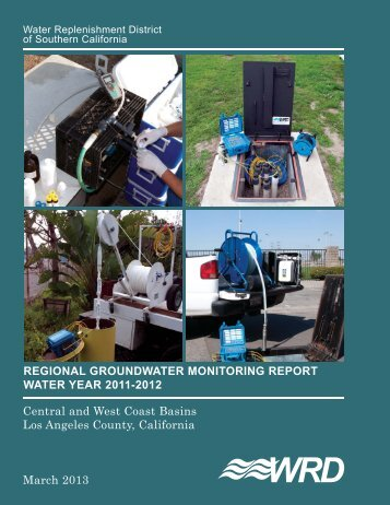 Download Report - Water Replenishment District of Southern ...