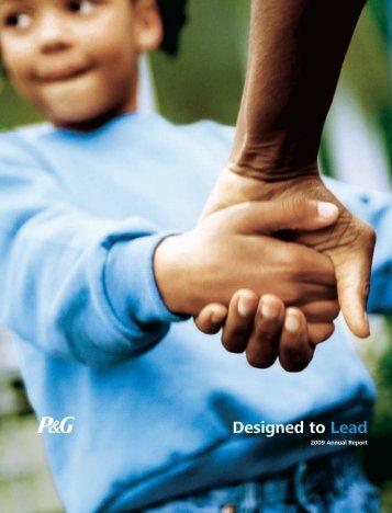 P&G 2009 Annual Report – AnnualReports.com - Procter & Gamble