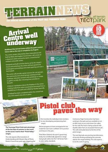 Issue 10 - TECT All Terrain Park