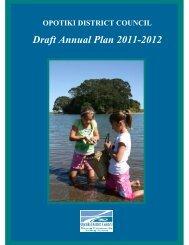 Draft Annual Plan 2011-2012