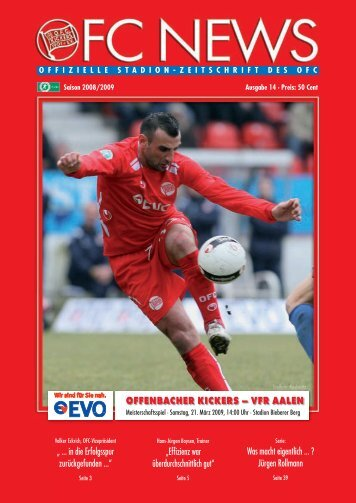 OFC-NEWS - Kickers Offenbach