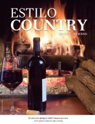 Revista Estilo Country - Invierno 2015