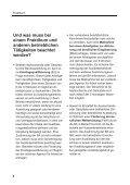 Potenziale nutzen – geflüchtete Menschen beschäftigen - Page 6