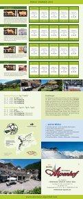 FERIENJOURNAL SOMMER 2012 Sommerhighlights - Page 2