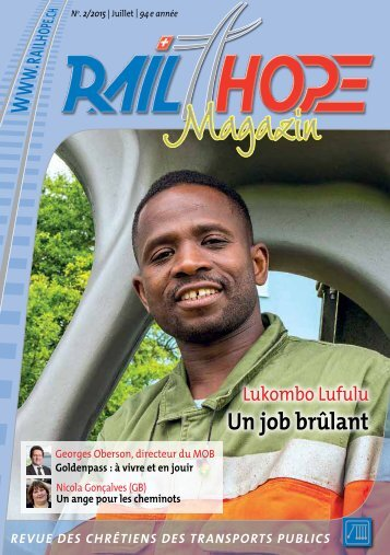 RailHope Magazin 02/2015