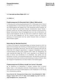 110309 News international Mipim 2011.pdf - Drees & Sommer