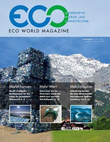 Green Tech Magazin 2 2009 deutsch