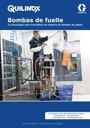 344834Sc , Bombas de fuelle - Quilinox