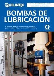 BOMBAS DE LUBRICACIÓN