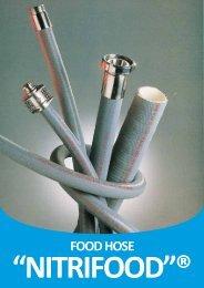 food hose nitrifood - Quilinox