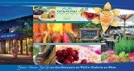 HAW Postkarte Sommer 2012.indd - Hotel am Wald (Monheim)