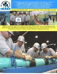 WEFTEC.08 is the Largest in Conference's 81-Year History