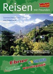 Buspartner Katalog Sommer-Herbst 2012