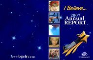 2007 Annual Report - Boys and Girls Clubs of Huntington Valley