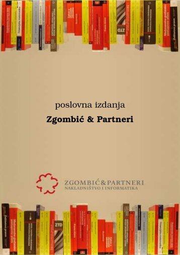 poslovna izdanja Zgombić & Partneri