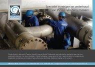 Specialist in reinigen en onderhoud van RVS en non-ferro metalen