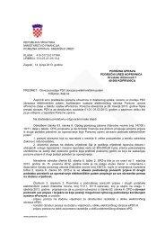 Obveza predaje PDV obrazaca elektroničkim putem - Porezna uprava