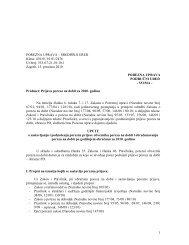 Uputa za ispunjavanje prijave poreza na dobit za