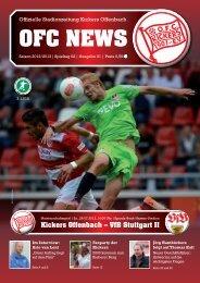 Kickers Offenbach – VfB Stuttgart II